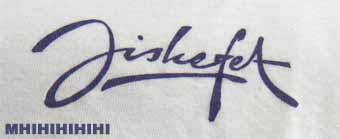 Het allereerste Jiskefet-shirt uit 1990!